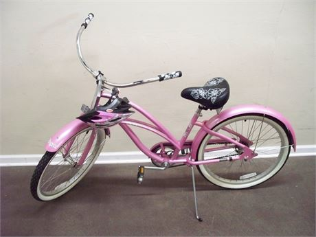 VINTAGE LOOK ELECTRA HAWAII LADIES STEP-THRU BIKE