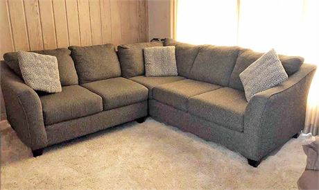 American Couture Sectional Sofa