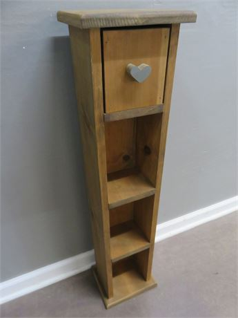 3-Shelf Display Stand