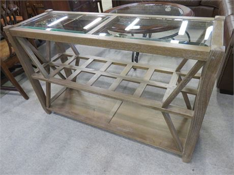 ARHAUS Sofa Table