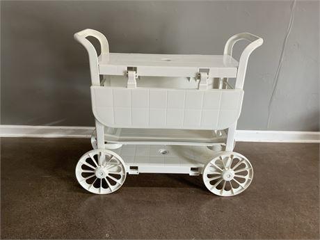 Domestications Patio Cart