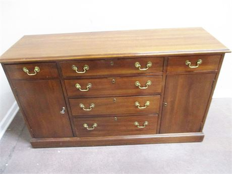 BEAUTIFUL SIDEBOARD WITH KEY