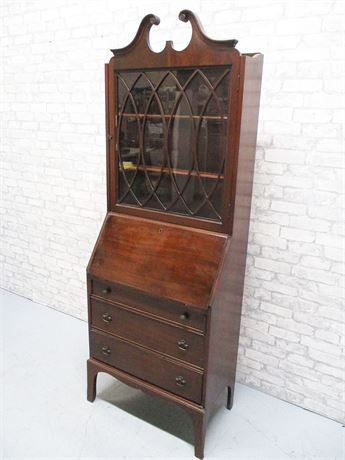 VINTAGE SKANDIA FURNITURE SECRETARY