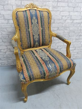 ETHAN ALLEN French Provincial Chair