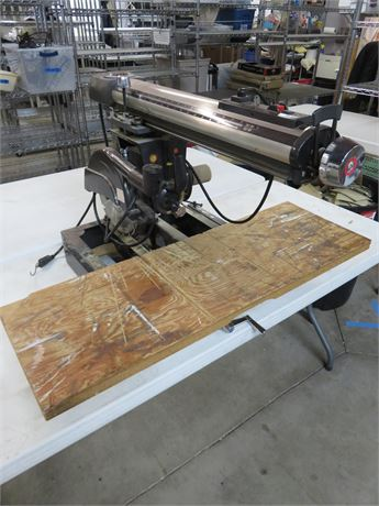 SEARS Craftsman Radial 100 Saw
