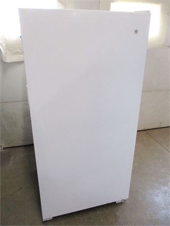 GE UPRIGHT FREEZER