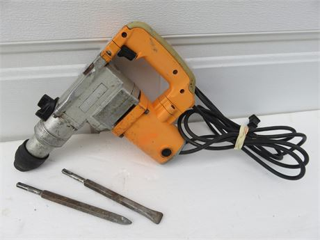 Electric Power Chisel