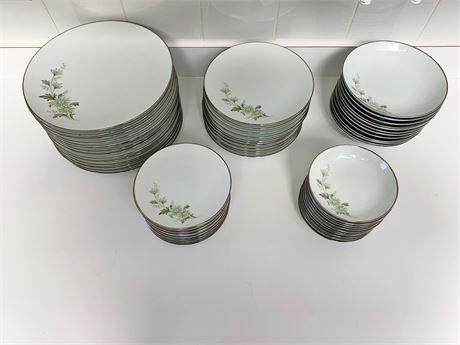 Noritake Dinnerware Plates & Bowls