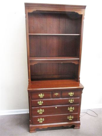 BEAUTIFUL LEXINGTON CHEST WITH HUTCH