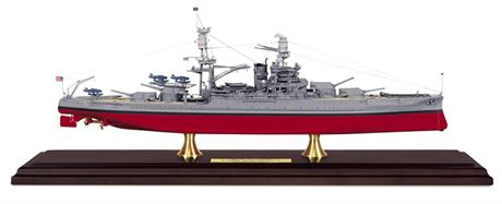DANBURY MINT Replica 1941 U.S.S. ARIZONA Battleship