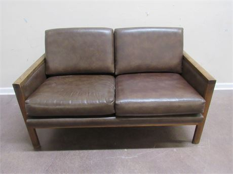 2 SEAT OFFICE SOFA