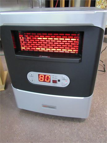 Heatworx Infrared Portable Space Heater