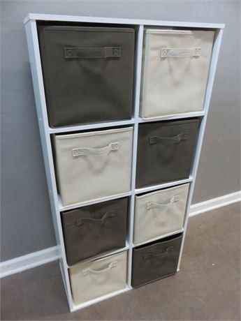 Storage Cube Cabinet