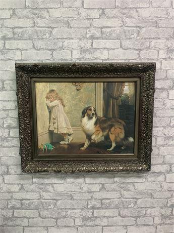 """A Special Pleader, 1893""  Wall Art"