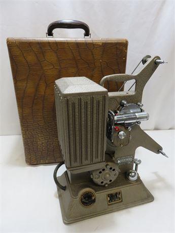 Vintage Keystone 8mm Movie Projector