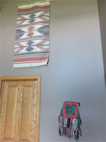 Southwestern Style Wall Hangings