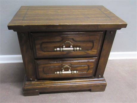 Vintage American of Martinsville Nightstand