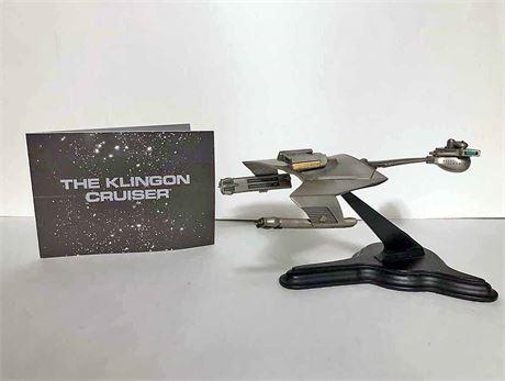 Star Trek Klingon Cruiser