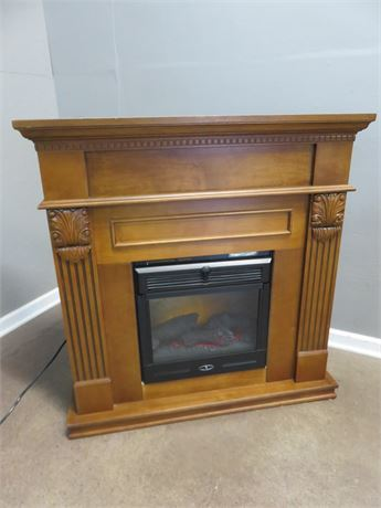 BOSTON INNOVATIVE PRODUCTS Electric Fireplace Heater