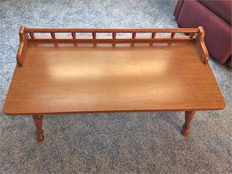 Baumritter Maple Coffee Table