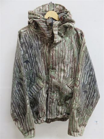 Men's CABELA'S Dry Plus Real Tree Camo Hunting Jacket - Size XL
