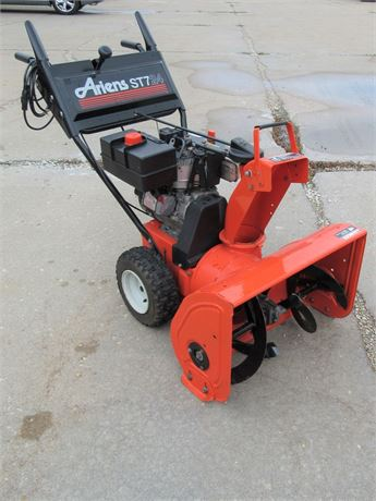 "ARIENS 24"" ELECTRIC START SNOWBLOWER"