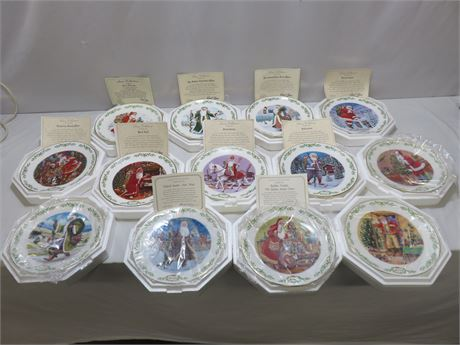 LENOX Limited Edition Annual Holiday Plate Collection
