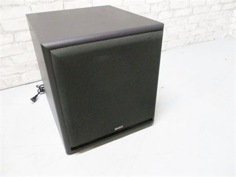 "VELODYNE CT-100 150-WATT 10"" SUBWOOFER"