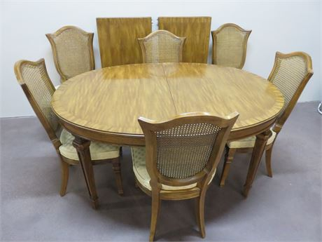 WHITE FURNITURE Dining Set