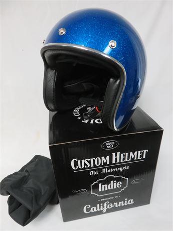 INDIE Motorcycle Helmet - SIZE 2