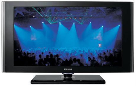 SAMSUNG 40-inch 1080p LCD HDTV