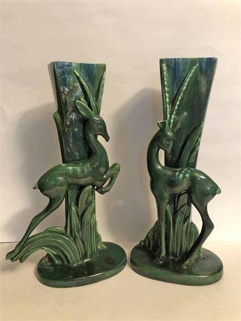 Mid Century Royal Haeger Vases