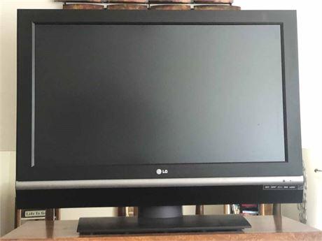 LG 37-inch LCD TV