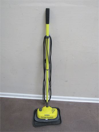 EUREKA ENVIRO STEAMER HARD SURFACE STEAM CLEANER