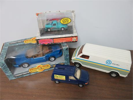 Die Cast Vehicles