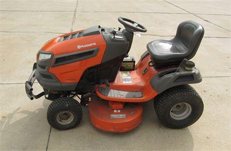 Husqvarna YT42DXLS Riding Lawn Mower