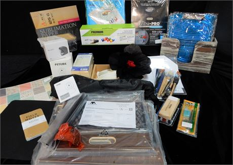Large Office and Art Supplies Lot