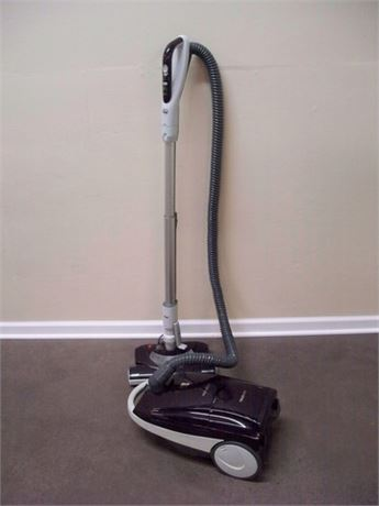 KENMORE PROGRESSIVE TRUE HEPA 12 AMP VACUUM CLEANER