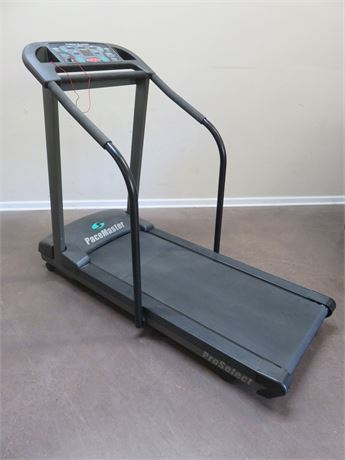 PACEMASTER Pro Select Treadmill