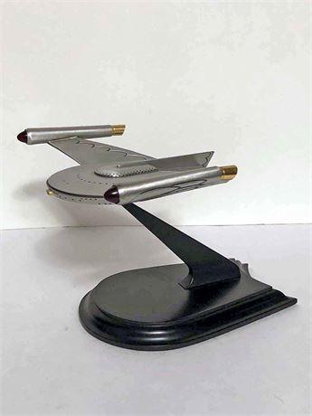 Star Trek Romulan War Bird Ship Sculpture