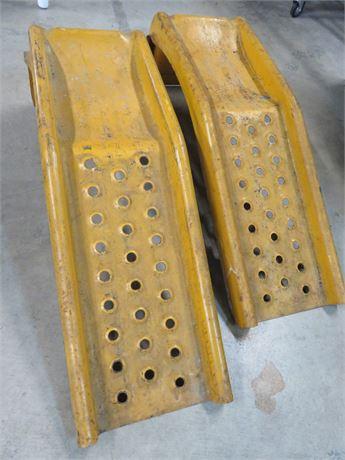 Steel Car Ramps