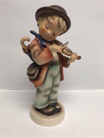 "Large ""Little Fiddler"" Figurine"