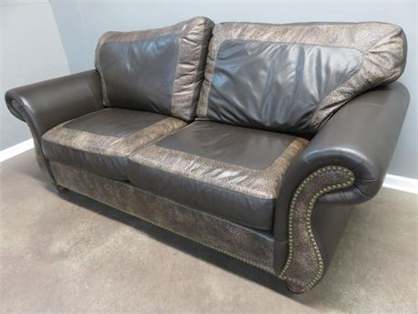 Legacy Leather Sofa
