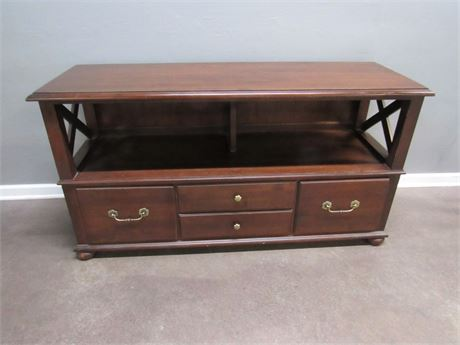 Ethan Allen Office Credenza/Console Table