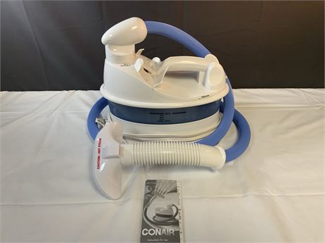 Con-Air Fabric Steamer