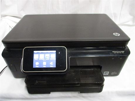 HP PHOTOSMART 6520 WIRELESS COLOR PHOTO PRINTER WITH SCANNER AND COPIER