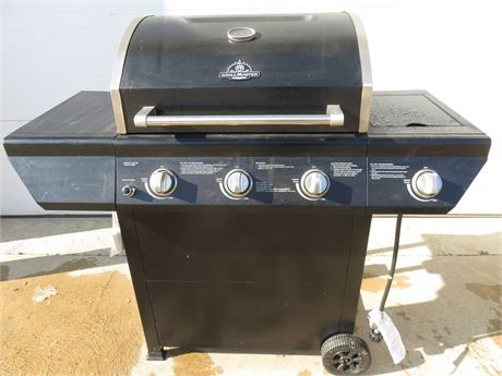 GRILLMASTER LP Gas Grill