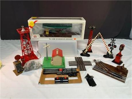 Model Train Accessories (13 items)