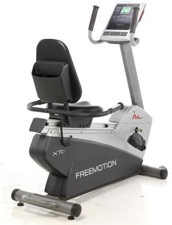 FREEMOTION XTC Recumbent Bike