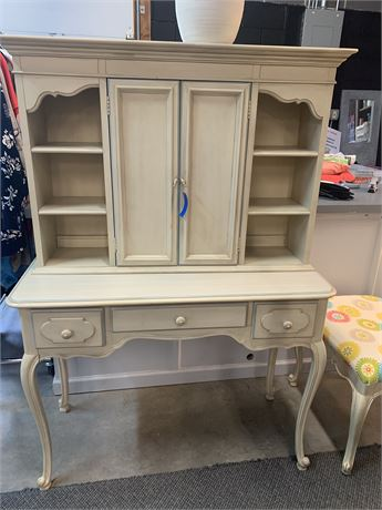 3 Piece Vanity with Bench